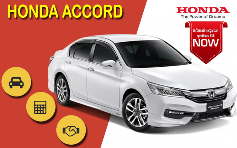 Honda Accord Bekasi