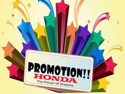 Promo Honda Bekasi