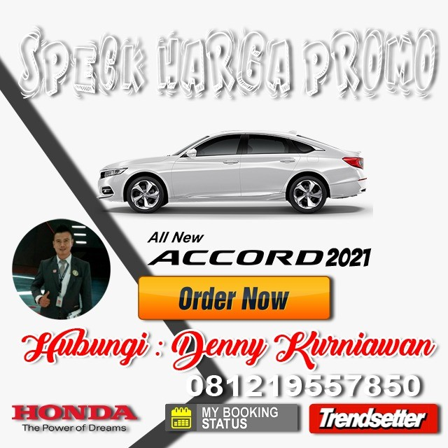 Harga Honda Accord 2021