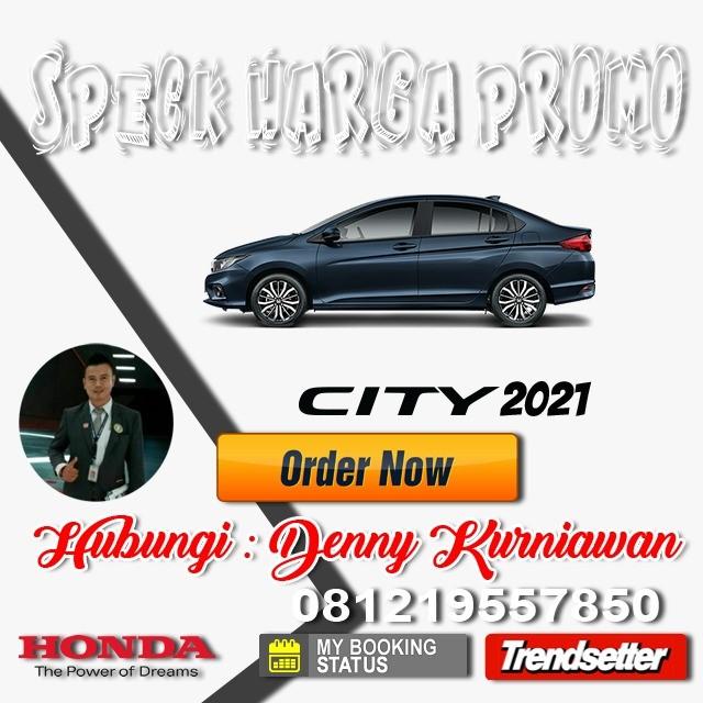 Harga Honda City 2021