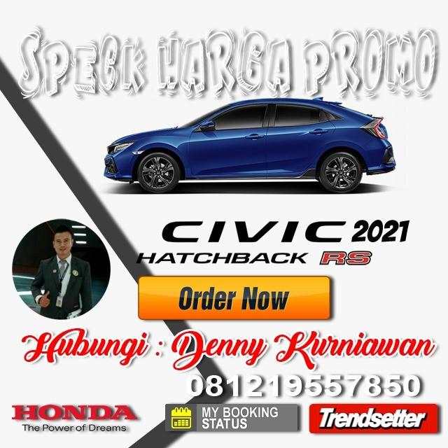 Harga Honda Civic 2021