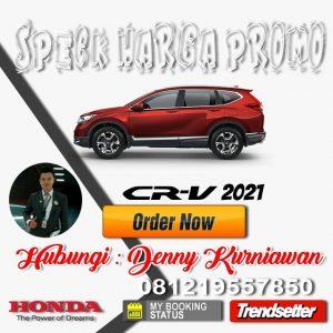 Harga Honda Crv 2021