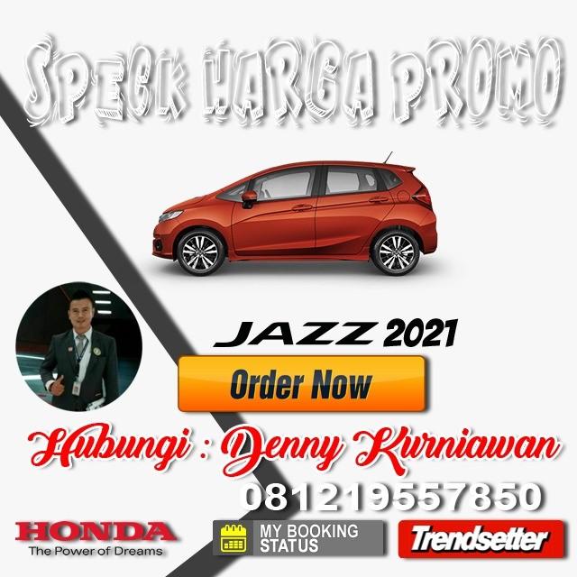 Harga Honda Jazz 2021