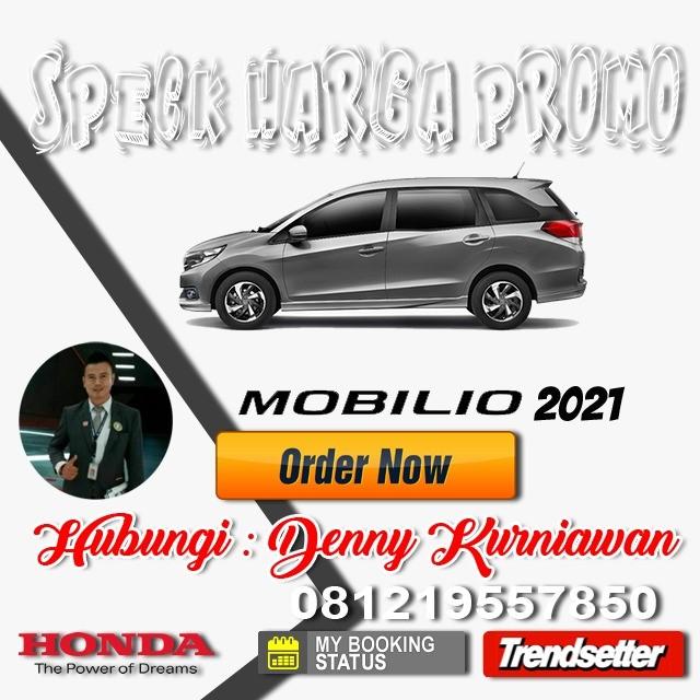 Harga Honda Mobilio 2021