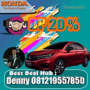 Promo Honda City Hatchback Rs 2021