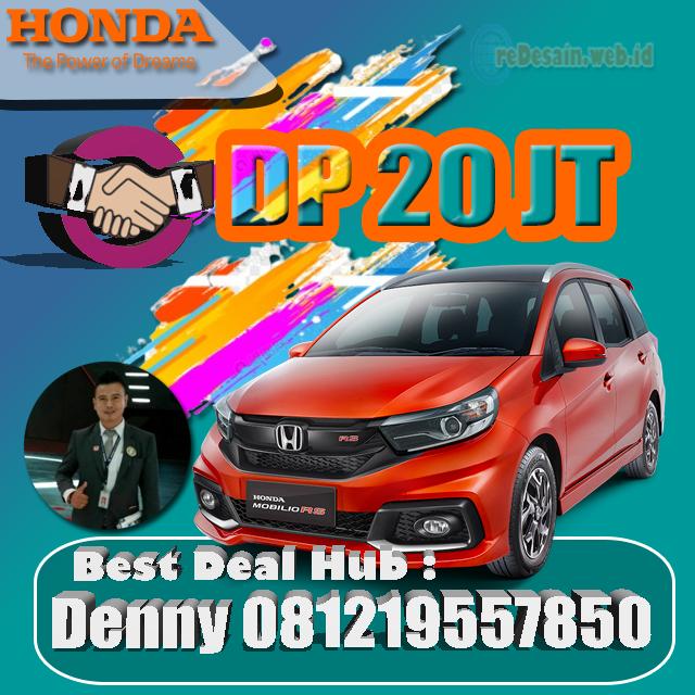 Promo Honda Mobilio Lebaran