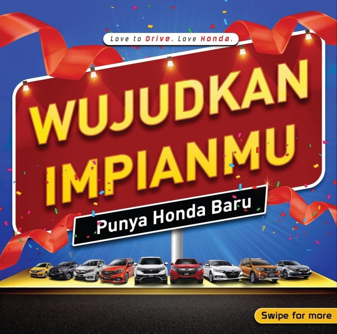 Promo Honda PPnBM Juni 2021