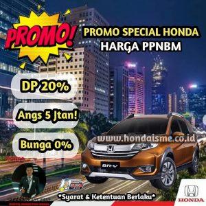 Promo Honda BR-V PPnBM